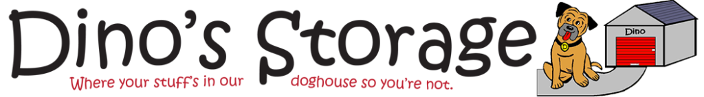 Dino's Storage logo