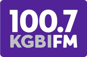 KGBI radio Logo